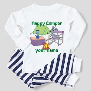 Custom Happy Camper Mouse Pajamas