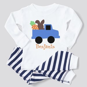 Easter time truck personalized Pajamas