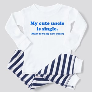 My Cute Uncle Is Single Pajamas