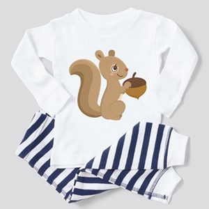 Cartoon Squirrel Pajamas