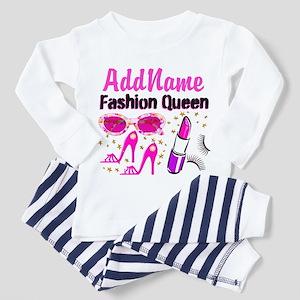 FASHION QUEEN Toddler Pajamas