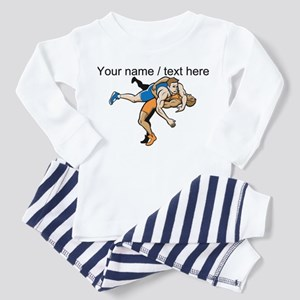 Custom Wrestling Pajamas