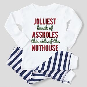 Jolliest Bunch of Assholes Pajamas