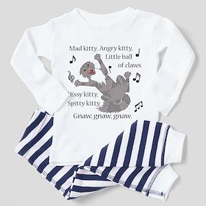 Mad Kitty Angry Kitty Pajamas