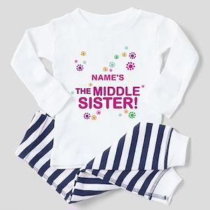 Custom Middle Sister Pajamas