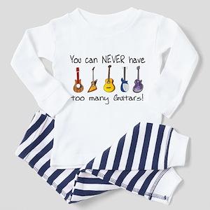 Too many guitars Pajamas