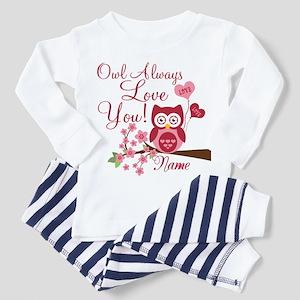Owl Always Love You Toddler Pajamas