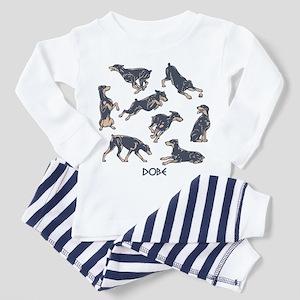 Dobes Doing Things Toddler Pajamas