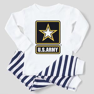 U.S. Army Gold Star Logo Pajamas