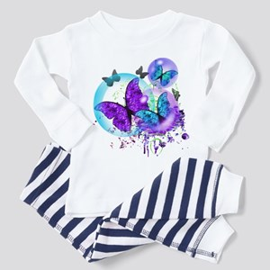 Bubble Butterflies CM BB Pajamas
