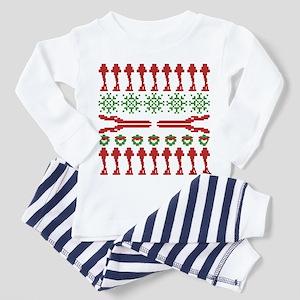 A Christmas Story Ugly Sweater Pajamas