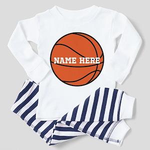 Customize a Basketball Pajamas