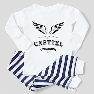SUPERNATURAL Castiel Vintage Pajamas
