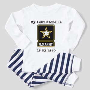 My Aunt Is My Hero US Army Pajamas