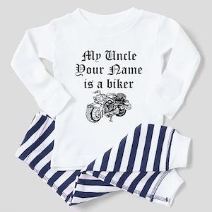 My Uncle Is A Biker (Custom) Pajamas