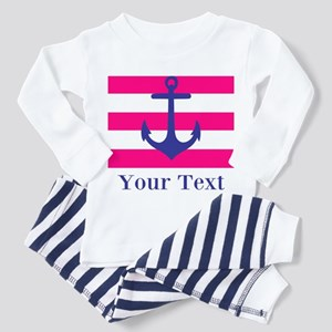 Personalizable Anchor Pajamas