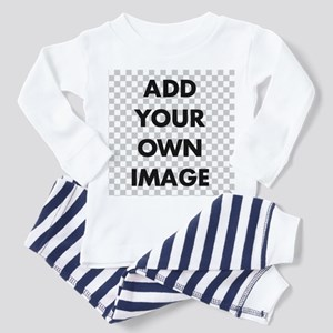 Custom Add Image Toddler Pajamas