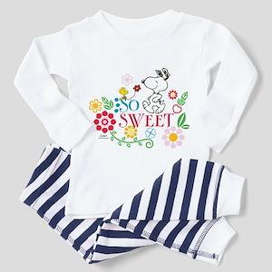 So Sweet - Snoopy Pajamas