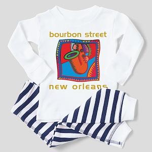 Bourbon Street Toddler Pajamas