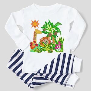 Safari Toddler Pajamas