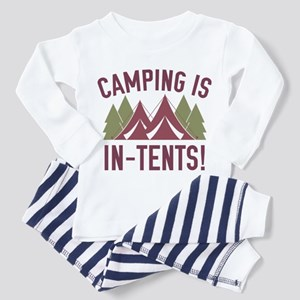 Camping Is In-Tents! Pajamas