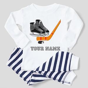 Hockey Equipment (Custom) Pajamas