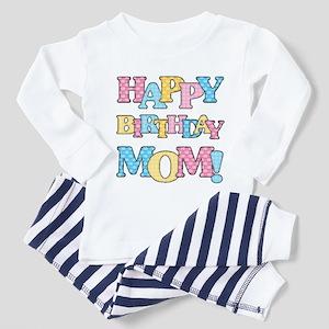 Happy Birthday Mom Pajamas