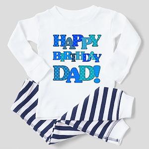 Happy Birthday Dad Pajamas