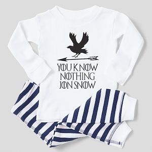 You know nothing Jon Snow Pajamas