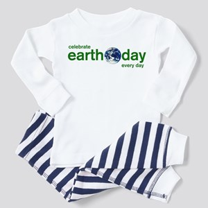 Earth Day Toddler Pajamas