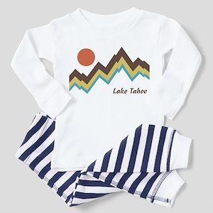 Lake Tahoe Toddler Pajamas