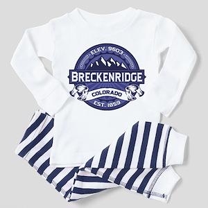 Breckenridge Midnight Toddler Pajamas