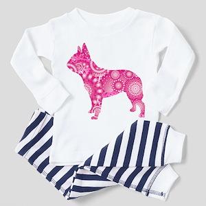 French Bulldog Toddler Pajamas
