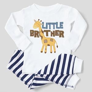 Little Bro Giraffe Pajamas