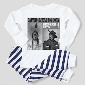 Sitting Bull - Custer Toddler Pajamas
