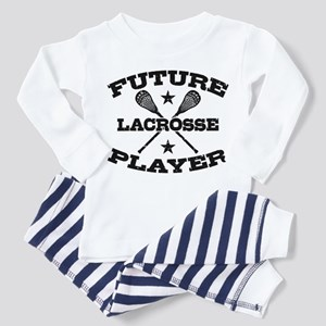 Future Lacrosse Player Toddler Pajamas