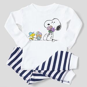 Spring Treats Toddler Pajamas