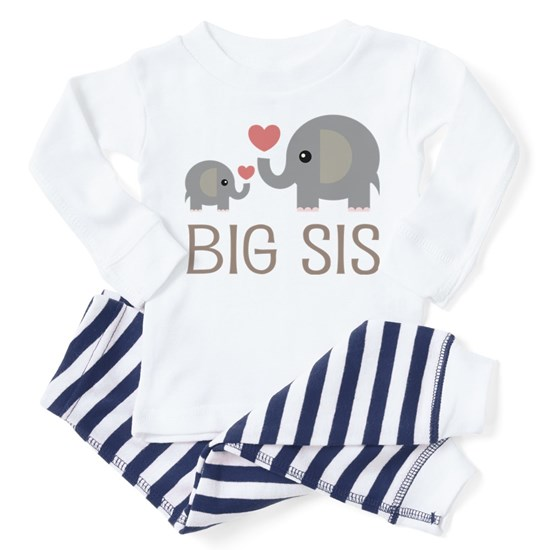 Big Sis Matching Elephant