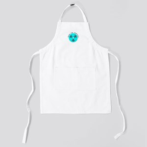 SAVE THE TURTLES LOGO Kids Apron