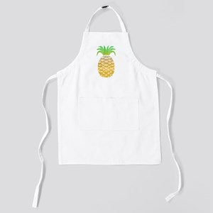 Colorful Pineapple Kids Apron