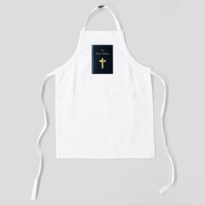 The Holy Bible Kids Apron