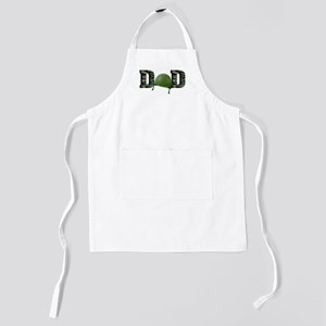 Soldier Dad Kids Apron
