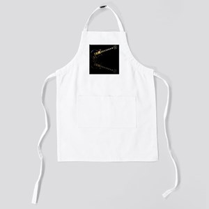 Black Beauty Electric Guitar Kids Apron