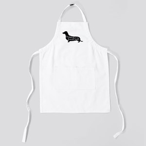 Dachshunds are my Favorite people Kids Apron