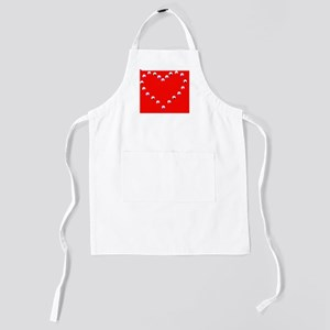 Heart Maven Red 4Jed Kids Apron