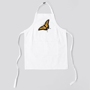 Tiger Swallowtail Butterfly Kids Apron