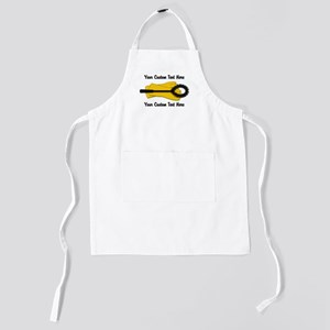 Cleaning CUSTOM TEXT Kids Apron