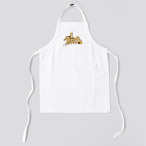 cheetah2 Kids Apron