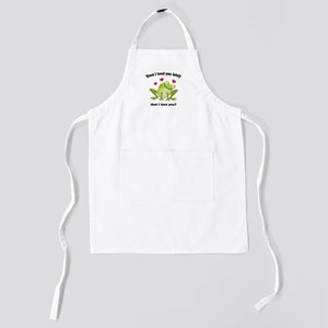 Have I Toad You Lately Kids Apron