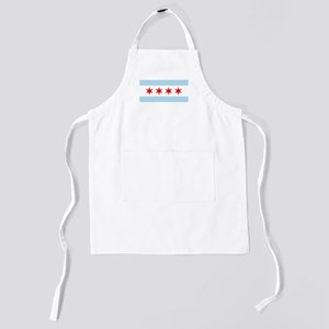 Flag of Chicago Kids Apron